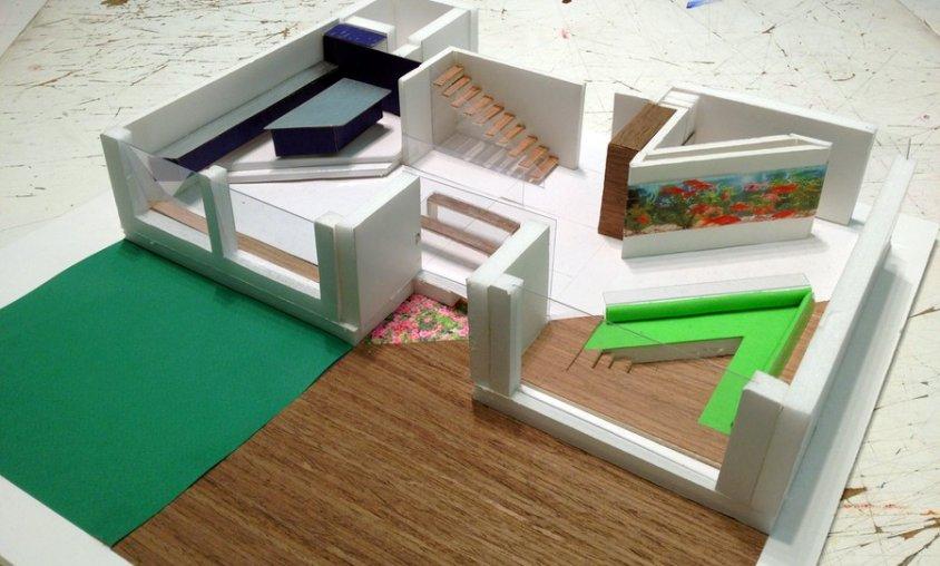 הגשת מודל בית פרטי