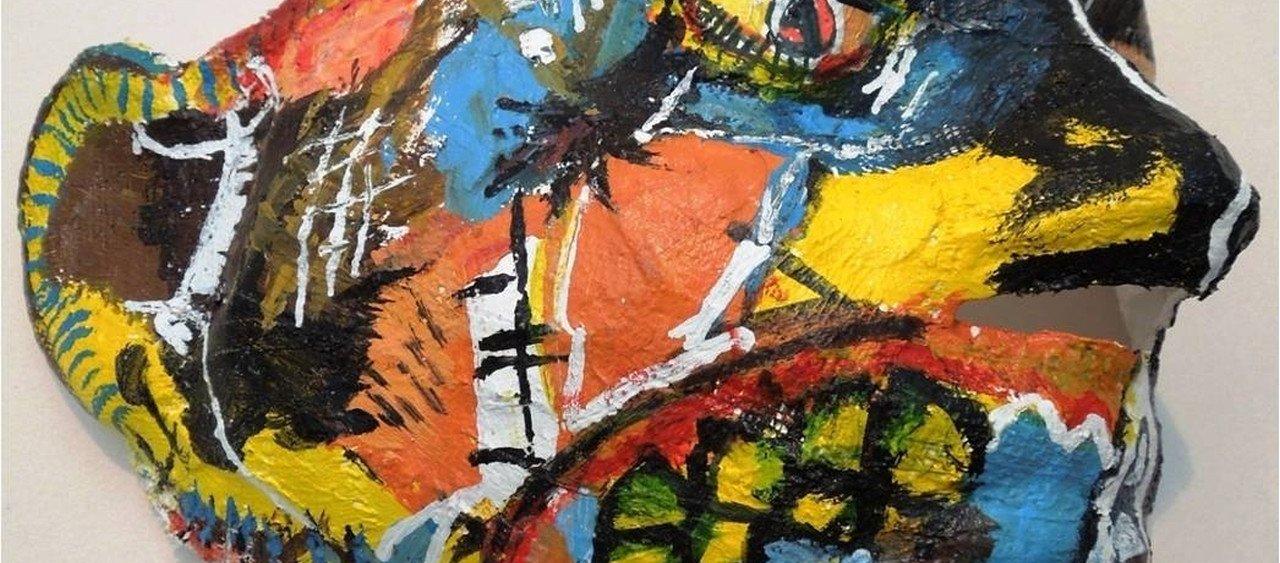 ציור על גבס - המכינה לעיצוב