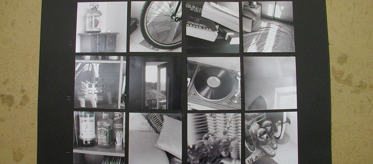 יצירת סיפור באמצעות צילומים - המכינה לעיצוב גרפי